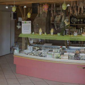 La ferme de ma grand-mère : découvrez notre boutique à Jouvençon